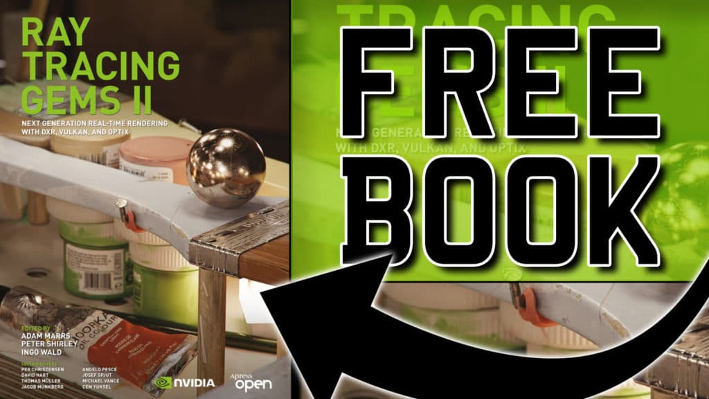 Ray Tracing Gems 2 by NVIDIA released free book pdf