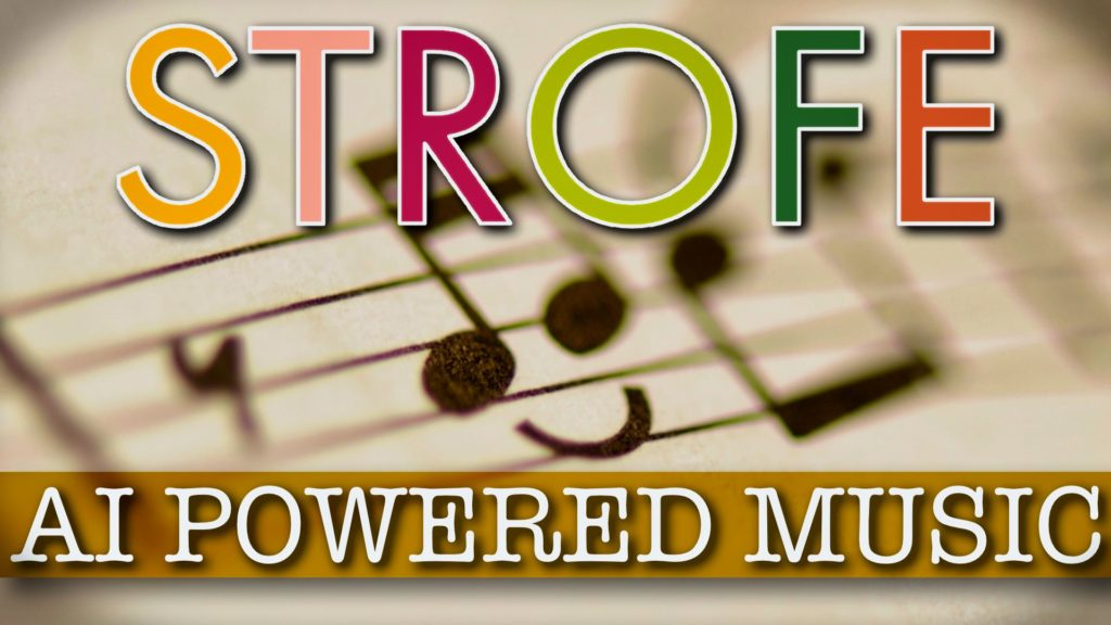 Strofe AI powered music creation tool