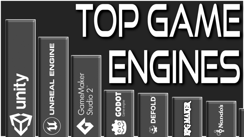Top Game Engines on Steam