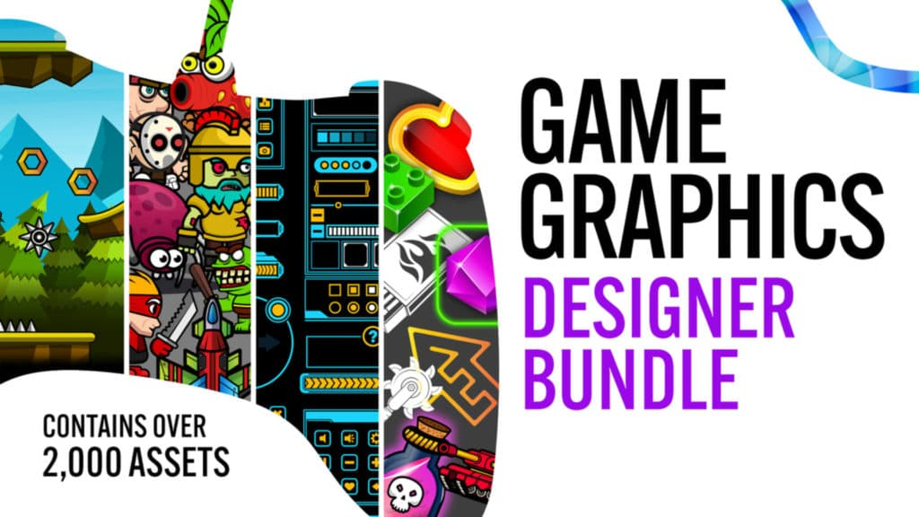 Game Graphics Designer Bundle on Fanatical