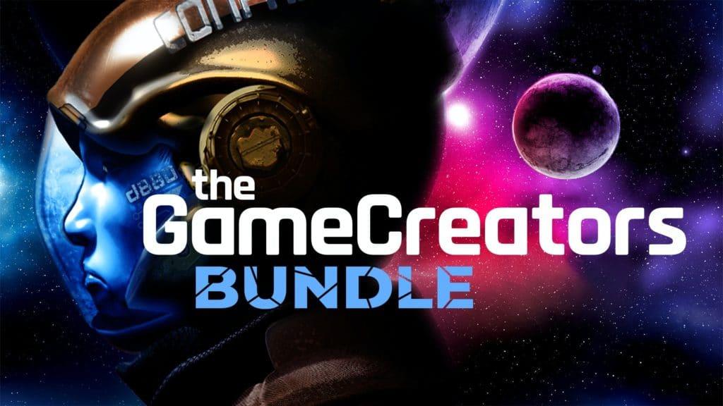 The GameCreators Bundle on Fanatical GameGuru, AppGameKit, AppGameKit Studio