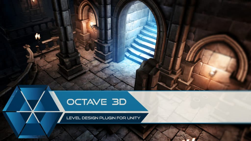 Octave3D Level Design Tool for Unity Review Tutorial