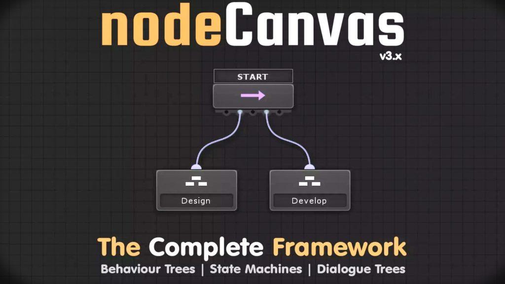 nodeCanvas for Unity Humble Bundle Review