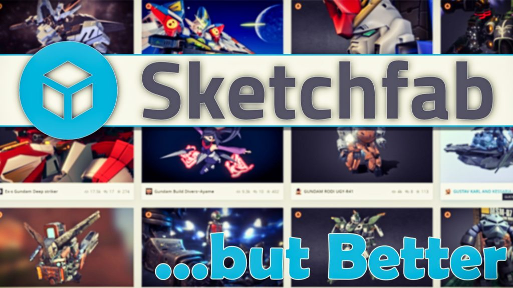 Sketchfab Announce Improved Plans after Epic Games Acquisition