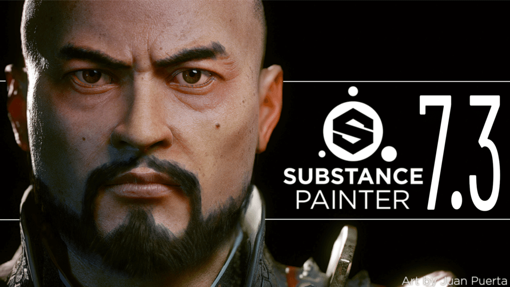 Adobe Release Substance Painter 7.3 with new Warp Projection Tool
