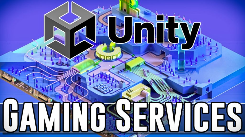 Unity Launch Unity Game Services Multiplayer Networking Stack